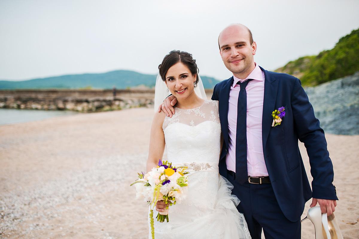 сватба, сватбени снимки, сватбен фотограф, артистични сватбени снимки, Бургас, Св Тома, церемония на плажа, ритуал на плажа, плаж Аркутино